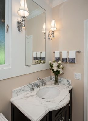 Residential  Bath Remodel In Hillsborough